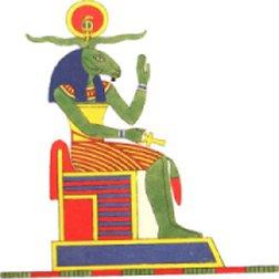 Enigmes des pierres et monuments du passé . Khnoum1